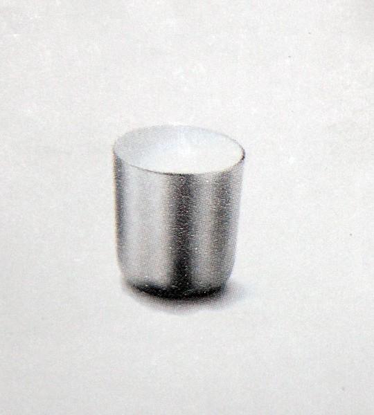 Pomo de aluminio