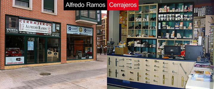 fachada Alfredo Ramos
