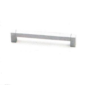Tirador metálico de aluminio PURE