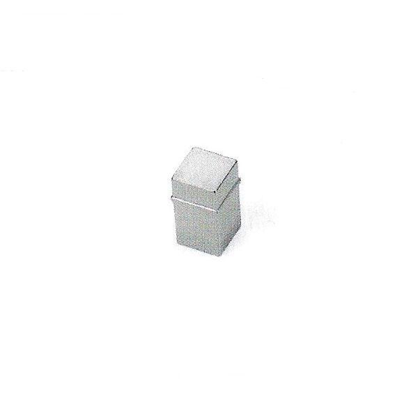 Pomo metálico de aluminio ALIGN