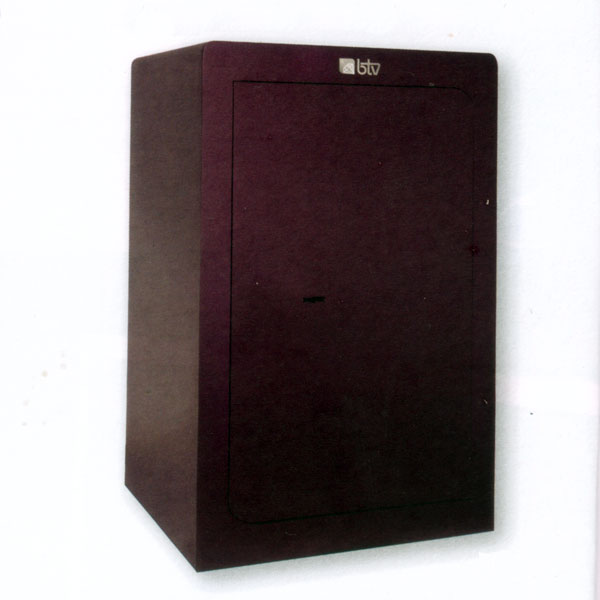 Caja fuerte RU L-56 de la serie Rubí btv
