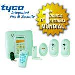 Alarma Tyco con audio - vídeo protección