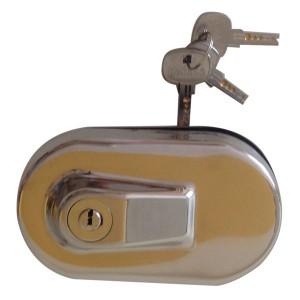 Cerraduras de seguridad para puertas de cristal
