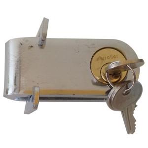 erraduras de seguridad para puertas de cristal