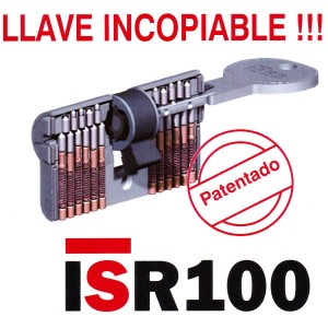 Llave incopiable ISR100